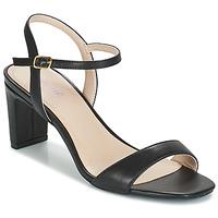 Pantofi Femei Sandale și Sandale cu talpă  joasă André CIGALE Negru
