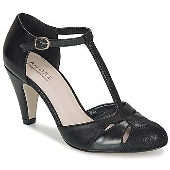 Pantofi Femei Pantofi cu toc André CANCAN Negru