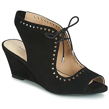 Pantofi Femei Sandale  André SCOOP Negru