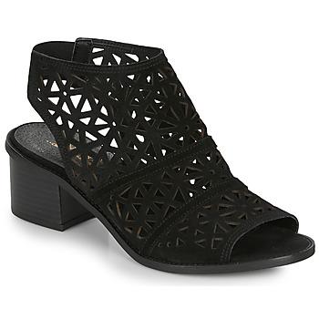 Pantofi Femei Sandale și Sandale cu talpă  joasă André CARIOCA Negru
