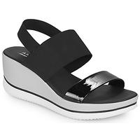 Pantofi Femei Sandale și Sandale cu talpă  joasă André SAURENZA Negru
