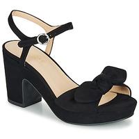 Pantofi Femei Sandale și Sandale cu talpă  joasă André SPRING Negru