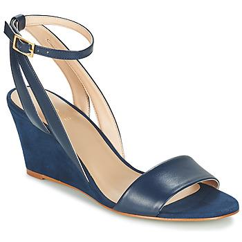 Pantofi Femei Sandale și Sandale cu talpă  joasă André SONATE Albastru