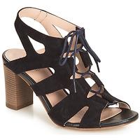 Pantofi Femei Sandale și Sandale cu talpă  joasă André ROMANESQUE Bleumarin