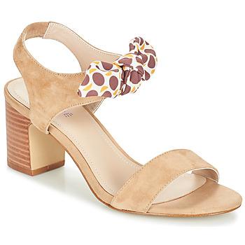 Pantofi Femei Sandale  André SUPENS Bej