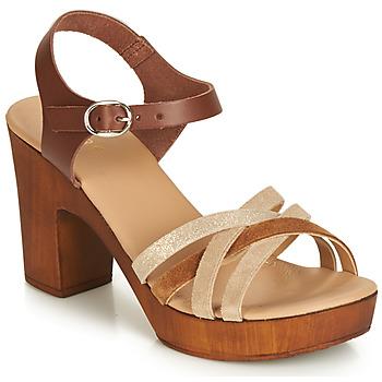 Pantofi Femei Sandale  André SCYLLA Bej