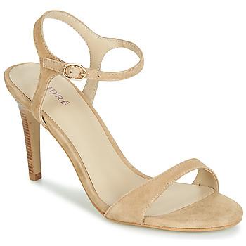 Pantofi Femei Sandale  André SAXO Bej