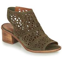 Pantofi Femei Sandale și Sandale cu talpă  joasă André CARIOCA Kaki
