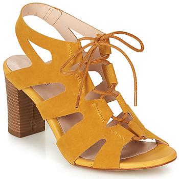 Pantofi Femei Sandale  André ROMANESQUE Galben
