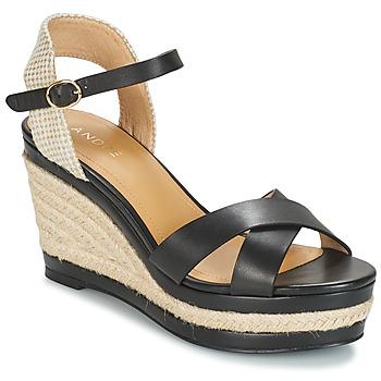 Pantofi Femei Sandale  André SAND Negru