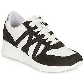 Încăltăminte Femei Pantofi sport Casual André ALLURE Negru / Alb