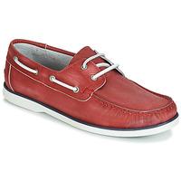 Pantofi Bărbați Pantofi barcă André PORT CROS Roșu
