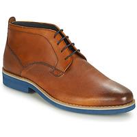 Pantofi Bărbați Ghete André CLAPOTIS Coniac