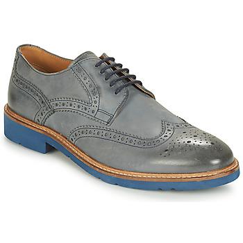 Pantofi Bărbați Pantofi Derby André FLOWER Gri / Albastru