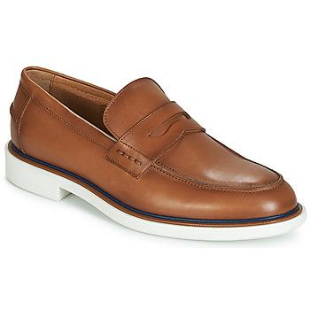 Pantofi Bărbați Mocasini André MILANO Maro
