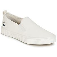 Pantofi Bărbați Pantofi Slip on André TWINY Alb
