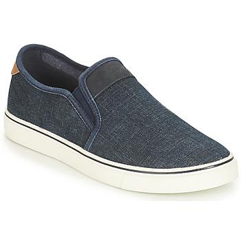 Pantofi Bărbați Pantofi Slip on André CLAPAUX Albastru