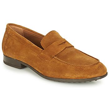 Pantofi Bărbați Mocasini André PLATEAU Coniac