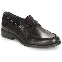 Pantofi Bărbați Mocasini André KOLL Negru