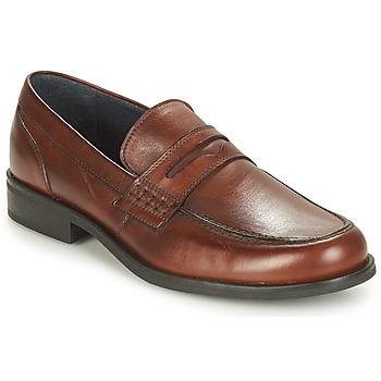 Pantofi Bărbați Mocasini André KOLL Maro
