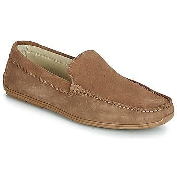 Pantofi Bărbați Mocasini André BIGOLO Maro