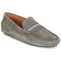 Pantofi Bărbați Mocasini André PITCHOU Gri