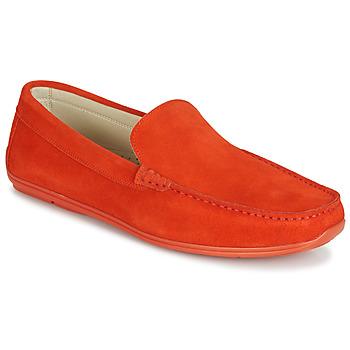 Pantofi Bărbați Mocasini André BIGOLO Portocaliu