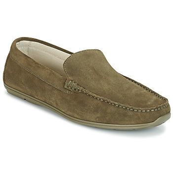 Pantofi Bărbați Mocasini André BIGOLO Kaki