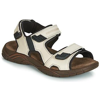 Pantofi Bărbați Sandale  André MIAMI Bej