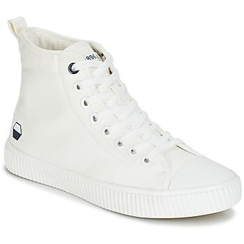 Încăltăminte Bărbați Pantofi sport stil gheata André SUBWAY Alb