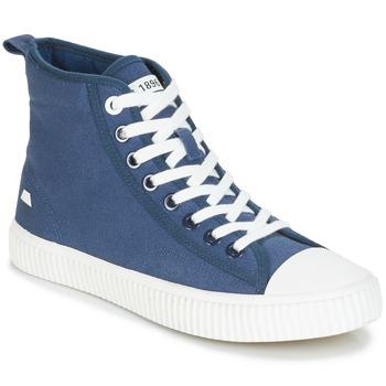 Încăltăminte Bărbați Pantofi sport stil gheata André SUBWAY Albastru