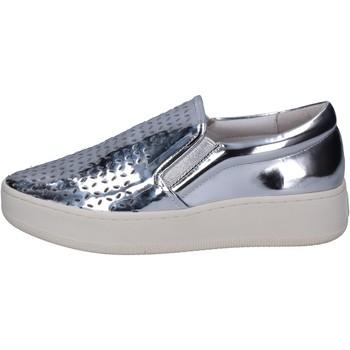 Pantofi Femei Pantofi Slip on Uma Parker BT564 Argint