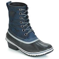 Pantofi Femei Cizme de zapadă Sorel SLIMPACK™ 1964 Albastru / Negru