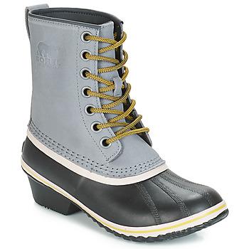 Pantofi Femei Cizme de zapadă Sorel SLIMPACK™ 1964 Gri / Negru