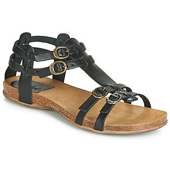 Pantofi Femei Sandale  Kickers ANA Negru