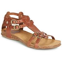 Pantofi Femei Sandale și Sandale cu talpă  joasă Kickers ANA Maro