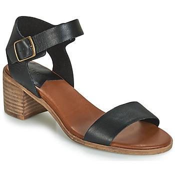 Pantofi Femei Sandale  Kickers VOLOU Negru