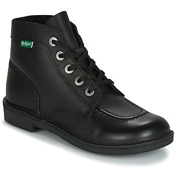 Pantofi Femei Ghete Kickers KICK COL Negru