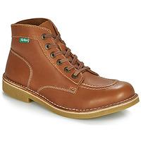 Pantofi Bărbați Ghete Kickers KICKSTONER Camel