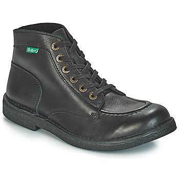 Pantofi Bărbați Ghete Kickers KICKSTONER Negru