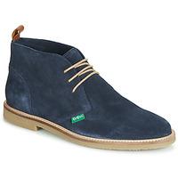 Pantofi Bărbați Ghete Kickers TYL Bleumarin