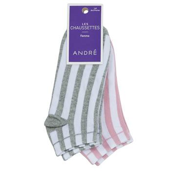 Accesorii textile Femei Sosete André OLIVIA  multicolor