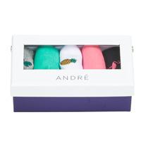Accesorii textile Femei Sosete André CACTUS  multicolor