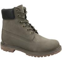 Pantofi Femei Ghete Timberland 6 In Premium Boot W Grise