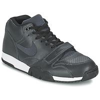 Încăltăminte Bărbați Pantofi sport Casual Nike AIR TRAINER 1 MID Negru