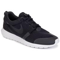 Încăltăminte Bărbați Pantofi sport Casual Nike ROSHE ONE FLEECE Negru