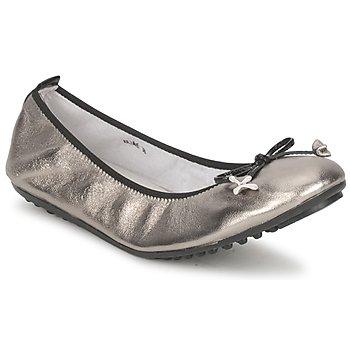 Pantofi Femei Balerin și Balerini cu curea Mac Douglas ELIANE Bronz