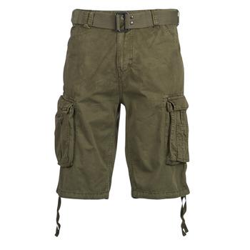 Îmbracaminte Bărbați Pantaloni scurti și Bermuda Schott TR RANGER Kaki