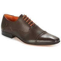 Pantofi Bărbați Pantofi Oxford Carlington ETIPIQ Maro
