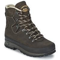 Pantofi Bărbați Drumetie și trekking Meindl ENGADIN MEN MSF Gri